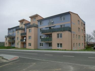 Pronájem bytu 1+kk, 42 m², Kunovice