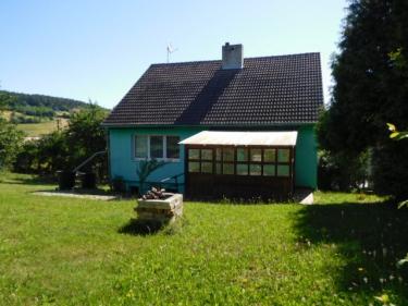 Prodej rodinného domu 1489m2, Břestek Chabaně