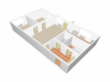 Prodej bytu 3+1 58 m² Uherské Hradiště, Tř. Maršála Malinovského